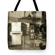 Does Anybody Really Know What Time It Is Tote Bag