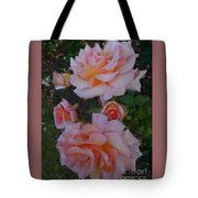 Does Roses Has Thorns Or Does Thorns Has Roses Tote Bag