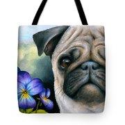 Dog #133 Tote Bag