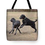 Dog 382 Tote Bag