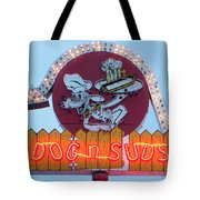 Dog And Suds Tote Bag