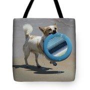 Dog Beach Bliss Tote Bag