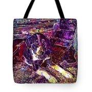 Dog Beautiful Animal Cute Puppy  Tote Bag