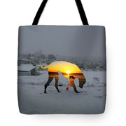 Dog Day Afternoon Tote Bag