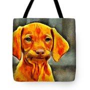 Dog Friend Tote Bag