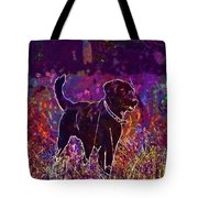 Dog Labrador Animal Canidae Canine  Tote Bag