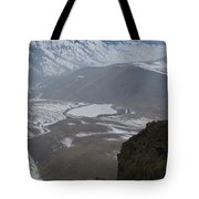 Dog Lake From Mt Clemons Tote Bag