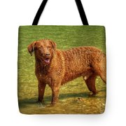 Dog Named Max Tote Bag