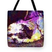 Dog Noddy Lhasa Apso Pet Puppy  Tote Bag