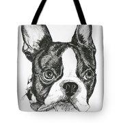 Dog Tags Tote Bag