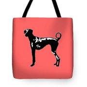 Dog Tee Tote Bag