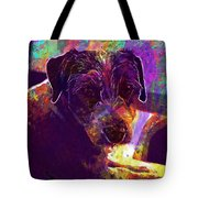 Dog Terrier Russell Pet Animal  Tote Bag