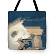 Doge Sneeze 3 Tote Bag