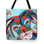 Doggie Dreams - Cute Animals Tote Bag