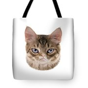 Kitten T-shirt Tote Bag
