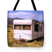 Dogpatch Trailer Tote Bag