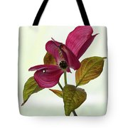 Dogwood Ballet 1 Tote Bag