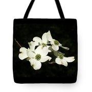 Dogwood Blooms Tote Bag