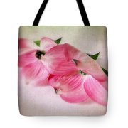 Dogwood Duet Tote Bag