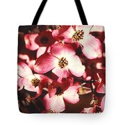 Dogwood Harmony Tote Bag