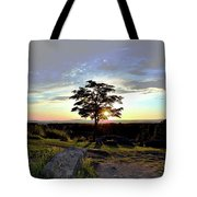 Dogwood On Little Round Top Tote Bag