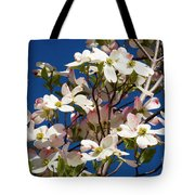 Dogwood Sky Tote Bag