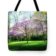 Dogwood Spring Tote Bag