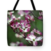 Dogwood Tree Tote Bag
