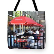 Doing Lunch Tote Bag