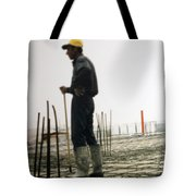 Doing The Calculations Tote Bag