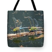 Doing What They Do Tote Bag