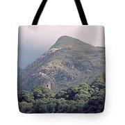Dolbadarn Castle Close To Llanberis Pass Tote Bag