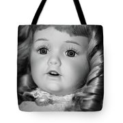 Doll 32 Tote Bag