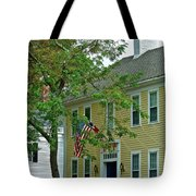 Doll House Tote Bag