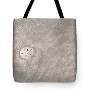 Dollar In The Sand Tote Bag