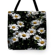 Dollop Of Daises Tote Bag