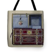 Doll's Trunk Tote Bag