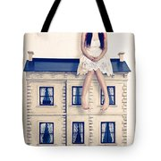 Dolly And Her House Tote Bag