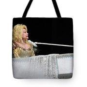 Dolly At The Pianao Tote Bag