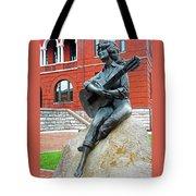 Dolly Pardon Statue 1 Tote Bag
