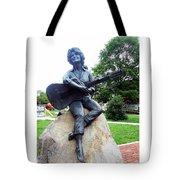 Dolly Pardon Statue 2 Tote Bag