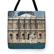 Dolmabahce Palace  Tote Bag