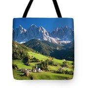 Dolomites, Italy #3 Tote Bag