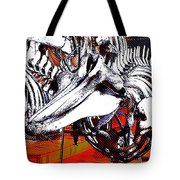Dolphin Always Smile Tote Bag