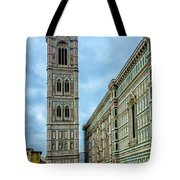 Dom Of Florence Tote Bag