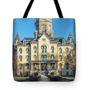 Dome At University Of Notre Dame  Tote Bag