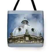 Dome In The Clouds Tote Bag