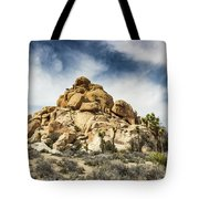 Dome Rock - Joshua Tree National Park Tote Bag