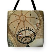 Dome Structure And Decoration Tote Bag