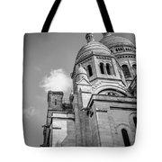 Domes Of Sacre Coeur Tote Bag